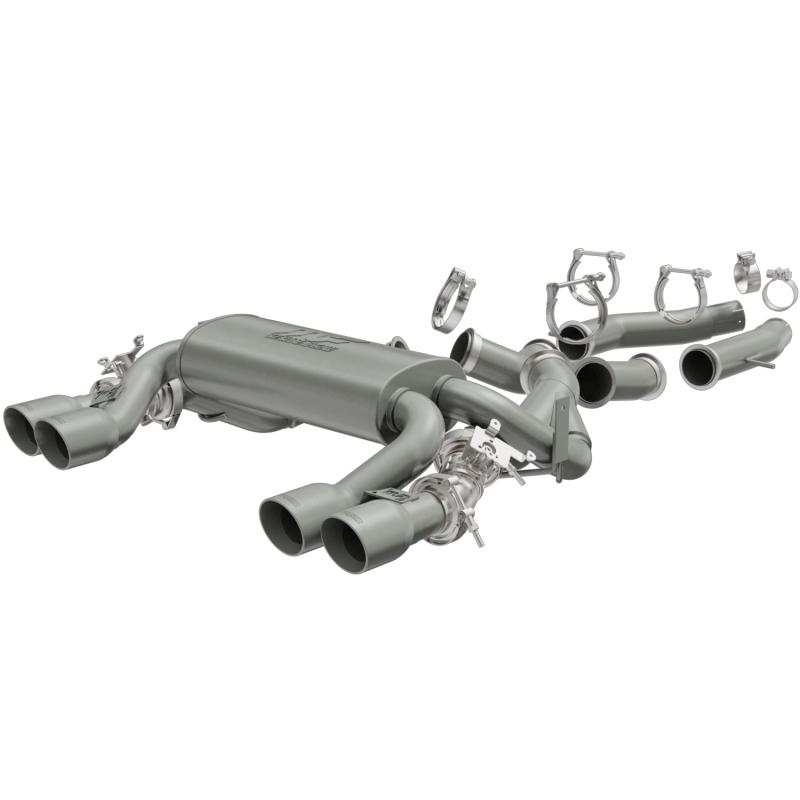 MagnaFlow Exhaust Products Touring Series Titanium Axle-Back System BMW 3.0L 6-Cyl - 19175