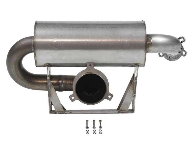 XDR Off-Road Performance Exhaust Can-Am Maverick X3 900cc X, HO, Turbo and Turbo R Models 2017-2021 - 7204