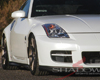 Image of Shadow Front Carbon Under Spoiler Nissan 350Z 03-07