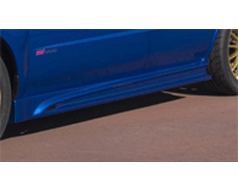 Syms Racing Team Side Skirts Subaru STI and WRX 05-06 - Y30044S002