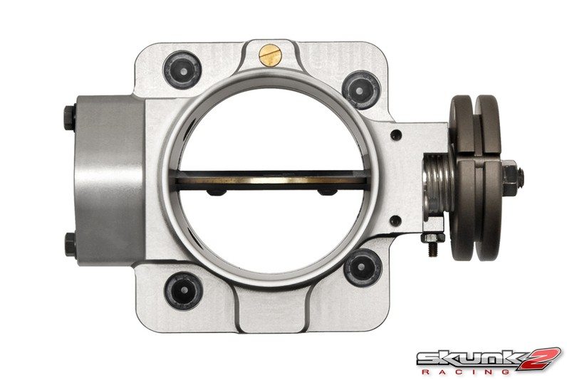 Skunk2 Pro Series 70mm Billet Throttle Body Honda Accord K24A8 06-07
