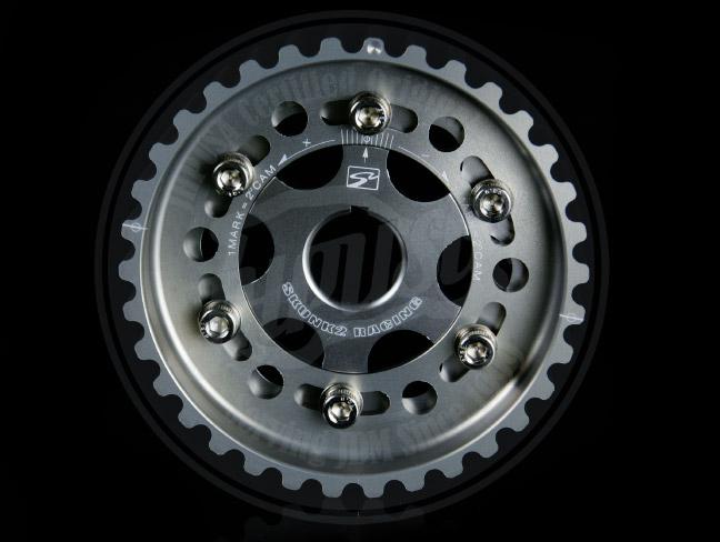 Skunk2 Tuner Series Silver Cam Gears Honda Preulude 2.2L H22A DOHC VTEC 93-01 - 304-05-5225