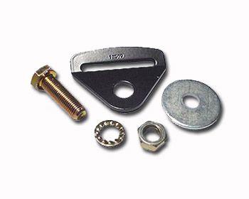 Sparco Bolt-In Harness Hardware Kit - 49101