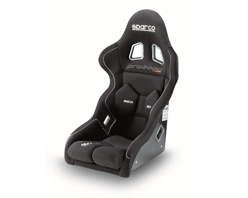 Sparco Black Pro 2000 Competition Racing Seat