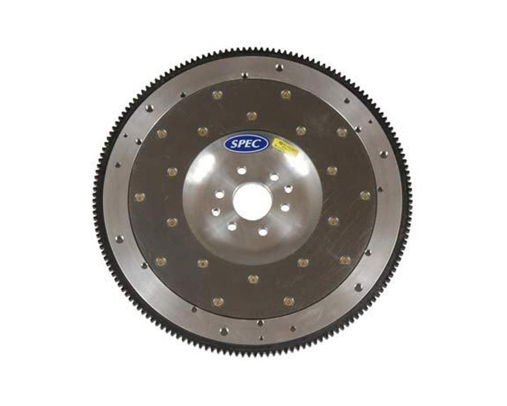 SPEC Steel Flywheel Nissan 240SX 2.4L 89-98 - SN42S
