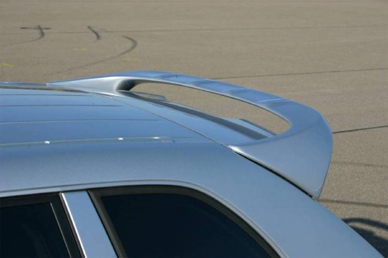 SpeedART Roof Spoiler Porsche Cayenne 957 08-10 - P57.512.001