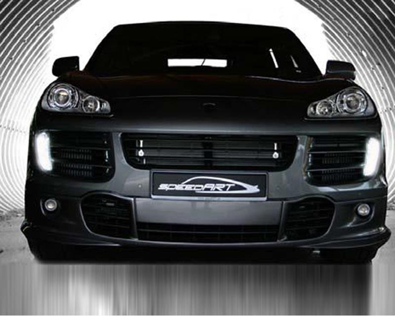 SpeedART LED Daytime Running Light Kit Porsche 957 Cayenne S, V6, Diesel 02-07 - P57.V6S.TFL