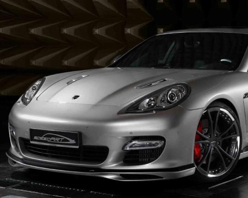SpeedART PS9 Hood Vents Porsche 970 Panamera 10-17