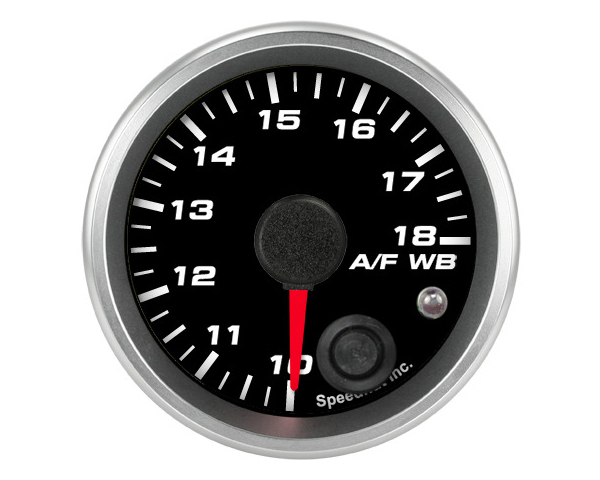 Image of SpeedHut AirFuel Gauge Wide Band 10-18 with Warning FOR INNOVATE