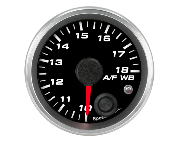 Image of SpeedHut AirFuel Gauge Wide Band 10-18 with Warning FOR DYNOJET COMMANDER 2