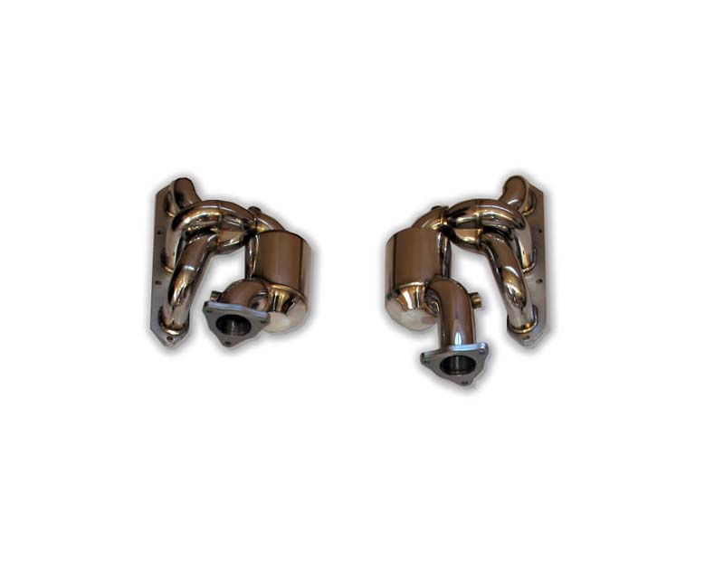 SpeedTech Stainless Steel Headers w/Catalytic Converters Porsche Boxster 986 97-04