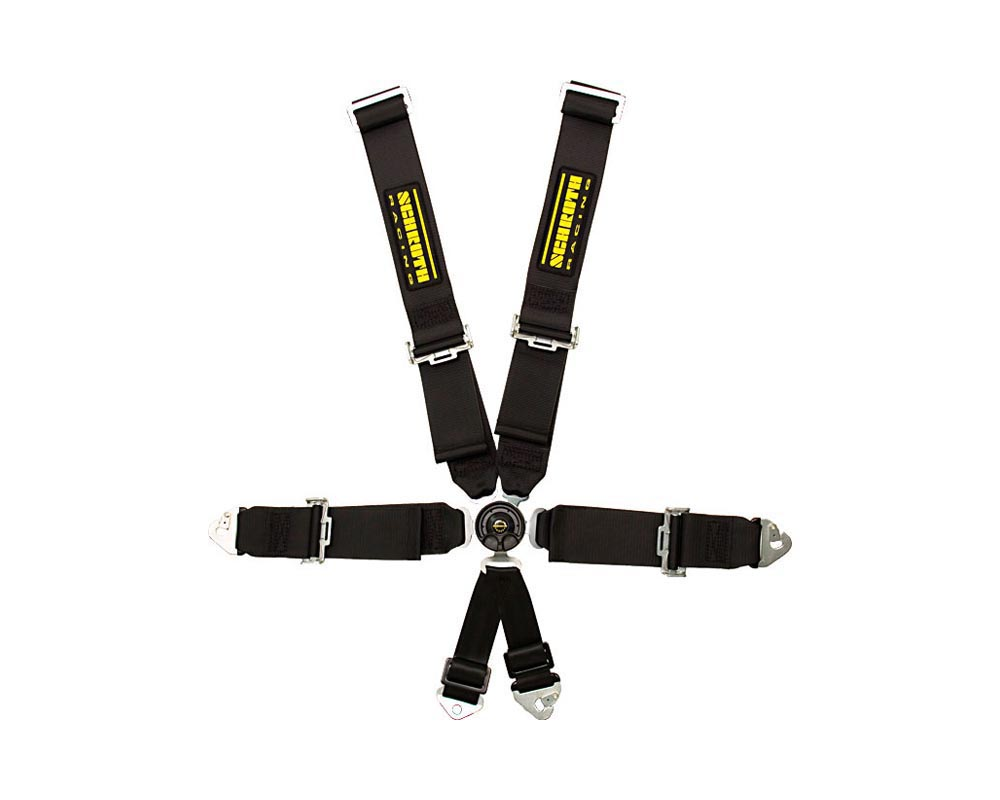 Schroth Racing Clubman PU Bolt Belt - sr 92152PUS-V