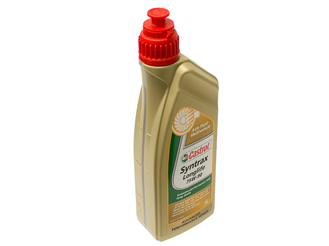 Castrol Syntrax Long Life Differential Oil Land Rover - LRN7591
