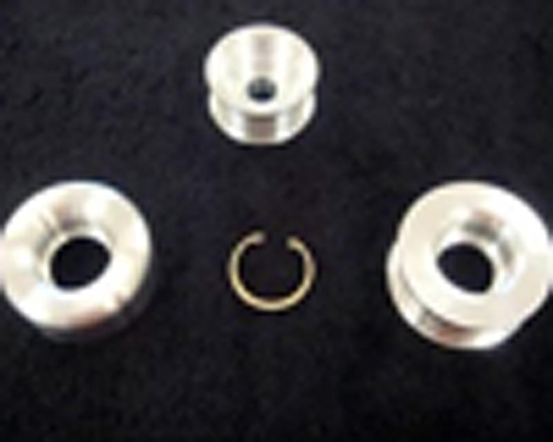 Image of South Side Performance Aluminum Pulley Pkg Nissan R35 GT-R 09-12