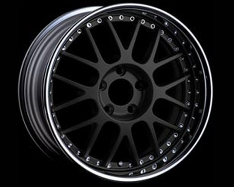 SSR Professor MS1 Wheel 20x9 - M620900