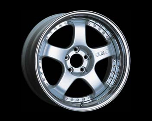 SSR Professor SP1 Wheel 17x10.0 4x114.3