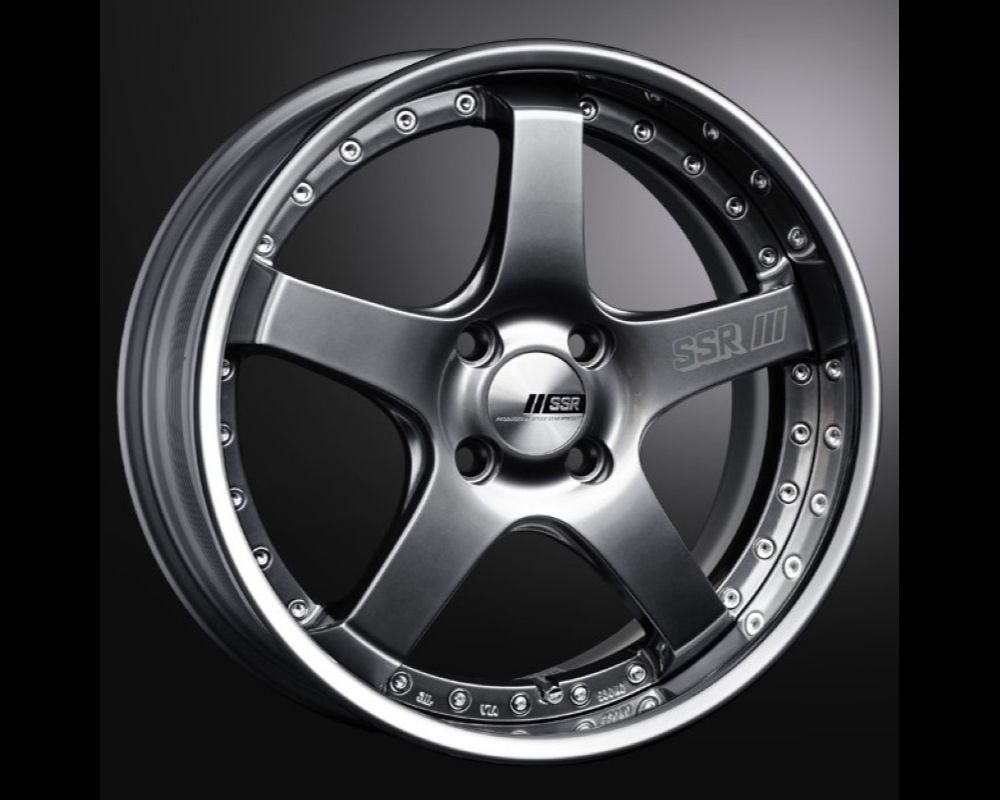 SSR Professor SP4R Wheel 17x7 - P517700