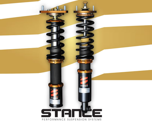 Stance SS Coilovers Scion TC 05+