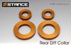 Image of Stance Aluminum Rear Subframe Collar Set Subaru Impreza 93-01
