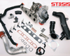StaSIS MTF Power Turbo Kit Audi A4 B7 2.0T 05-07