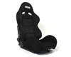 Image of Status Racing SPA Reclineable Seat Carbon Fiber Black Suede Racing Seat