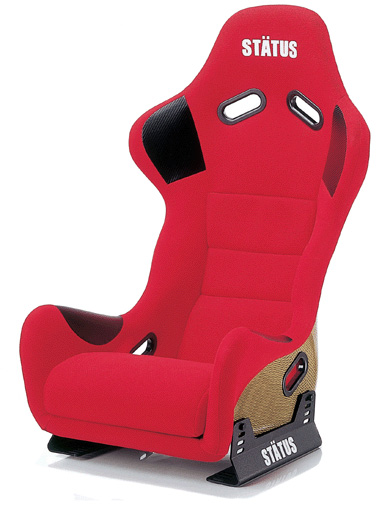 Status Laguna Kevlar Cloth Racing Seat
