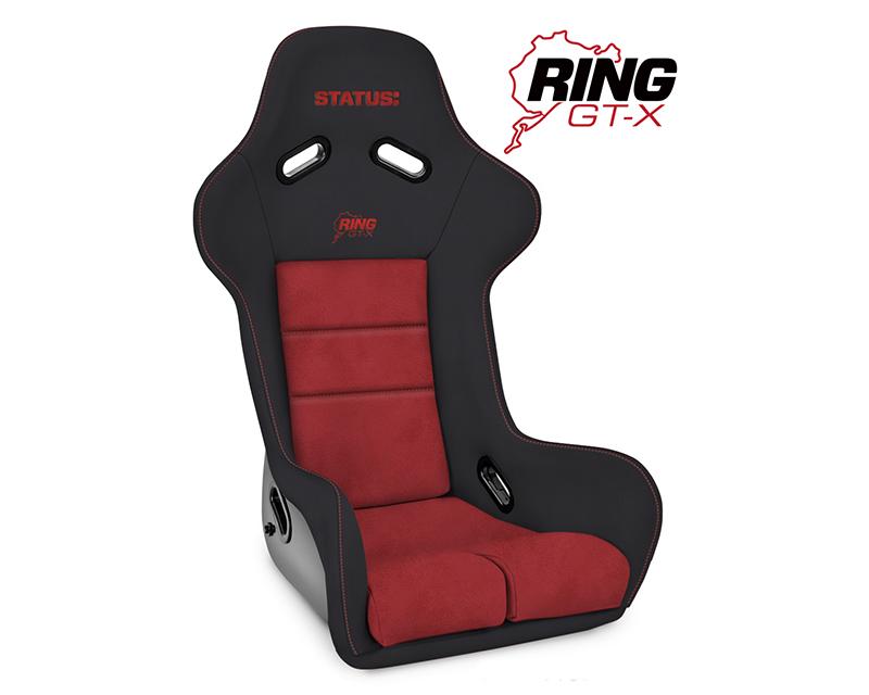 Status Racing Ring GT-X Custom Made FRP Racing Seat - SR-RGTX-FRP