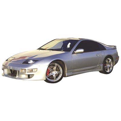 Stillen GTZ-R Driver Side Rocker Nissan 300ZX (2 seater) 90-96