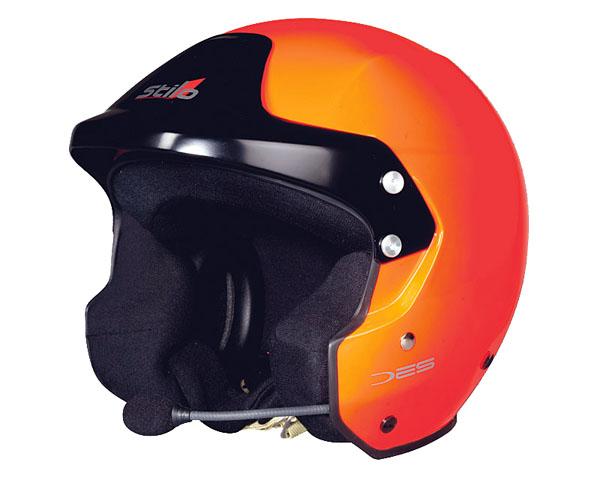 Stilo Trophy Jet DES Offshore Helmet - STILO-TJDES-OS