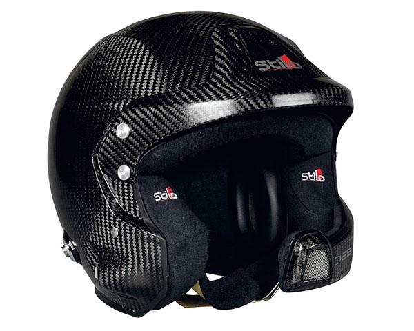 Stilo WRC DES 8860 Carbon Fiber Helmet - STILO-WRCDES8860-CF
