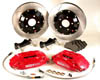 StopTech Front 13 Inch 4 Piston Big Brake Kit Audi A4 B6 1.8T 02-05