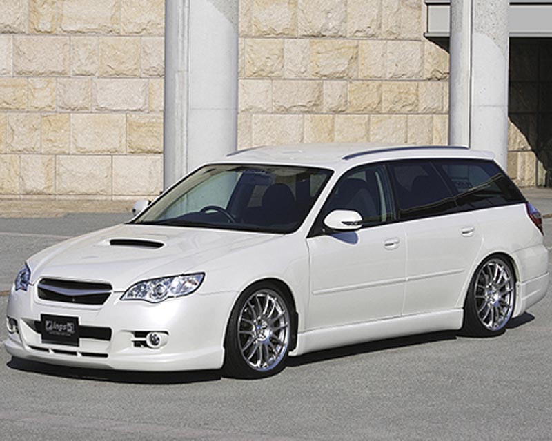 INGS LX Sport 3 pc Body Kit FRP Subaru Legacy BP5 D 07-09 - 00242-01802