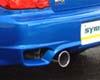 Image of SYMS Rear Bumper Subaru WRXSTI 04-07
