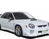 Image of SYMS Front Bumper 02-03 Subaru WRX
