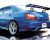 Image of SYMS Rear Bumper 02-03 Subaru WRX