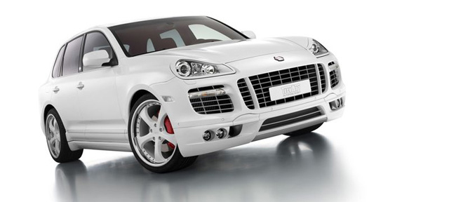 TechArt Front Spoiler Type 1 Porsche Cayenne 958 All Models 11-14 - 058.100.100.009