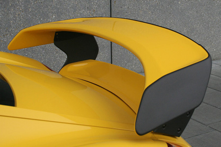 TechArt Rear Spoiler Type 2 GTS Porsche Cayman | Cayman S 987 06-13 - 087.100.812.009