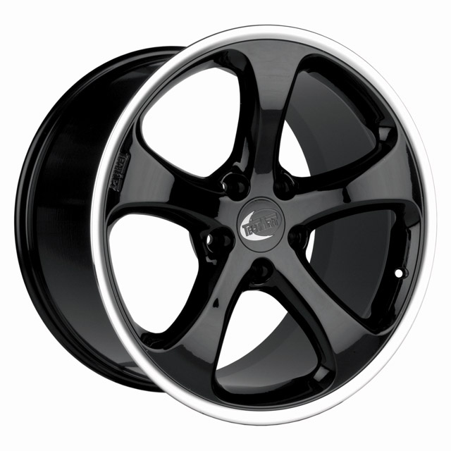 TechArt Formula GTS Wheel Black 20x8.5 52mm Porsche 997 | 987 05-12 - 097.210.850.052GTS