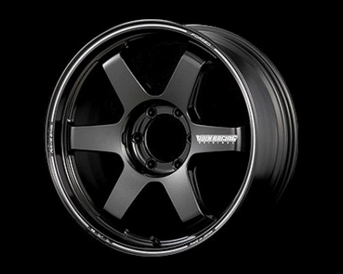 Volk Racing Brightening Metal Dark TE37 Ultra Large PCD Wheel 22x9 6x139.7 20mm - WVDUCW20LME