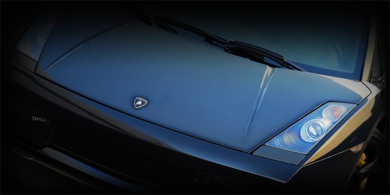 Tecnocraft Dry Carbon Fiber Hood Lamborghini Gallardo 04-12 - LG-FB001C/K