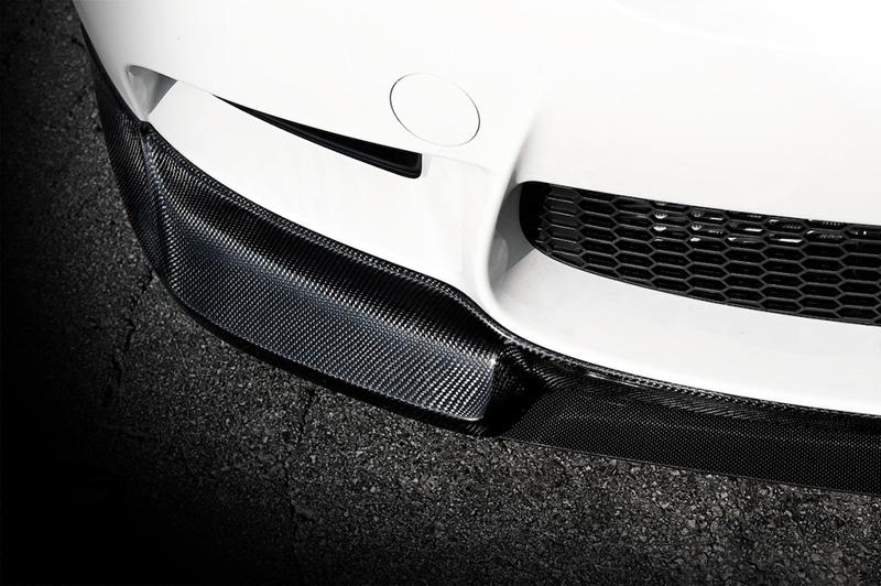 Tecnocraft Dry Carbon Fiber Ultimate Envy Front Lip BMW M3 E90 E92 08-11 - BMW-NVUL-C