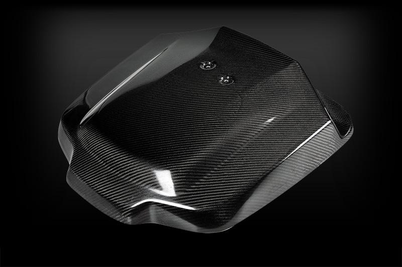 Tecnocraft Dry Carbon Fiber Envy Intake Manifold And Cover BMW M3 E90 E92 08-11 - BMW-NVIN-C