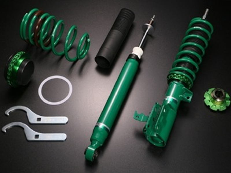 GSAUSS Tein Street Advance Z Coilovers Acura TL - 2004 acura tl coilovers