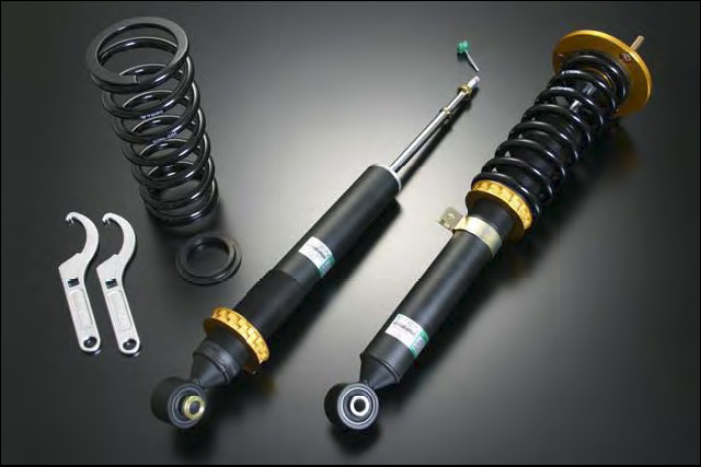 TEIN Comfort Sport Coilover System Lexus IS250 IS350 06-12