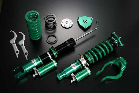 Tein Super Racing Coilover System Nissan GT-R R35 09-18 - DSK00-81LS1