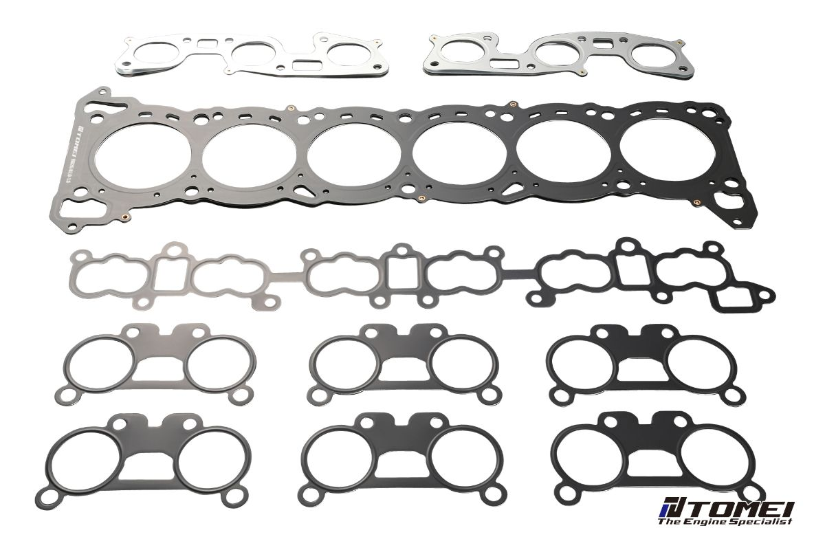 Tomei 87.0-1.5mm Engine Gasket Kit Nissan Skyline GT-R R32 89-94 - TA4010-NS05B