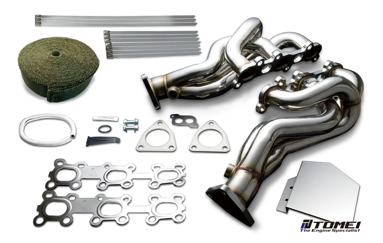 Tomei SUS304 Headers Version 2 Nissan 350Z 03-08 - TB6010-NS04A