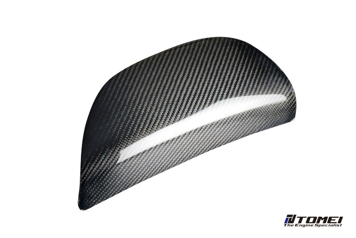 Tomei Carbon Bumper Cover Exhaust Insert Hyundai Genesis Coupe 09-11 - TE301A-HY01A