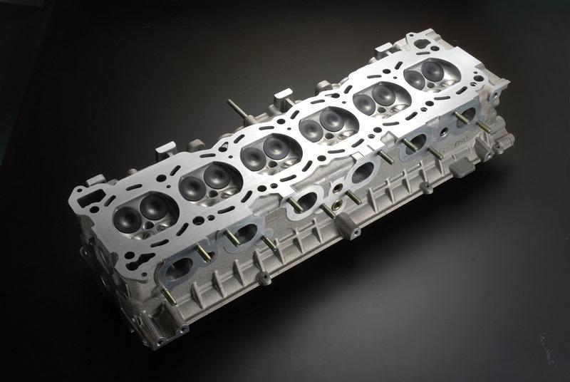 Tomei Phase 1 Cylinder Head Nissan Skyline GT-R R32 R33 R34 RB26DETT 89-02 - 231010