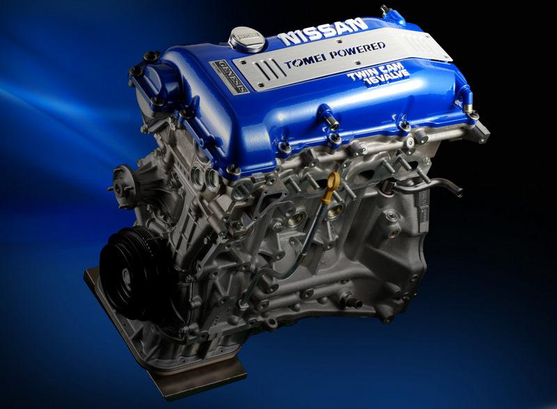 Tomei Long Block Nissan 240SX S14 SR20DET 95-98 - 222210